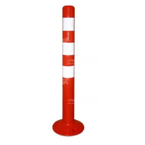 Внешний вид сигнального упругого столбика длинной 750 мм